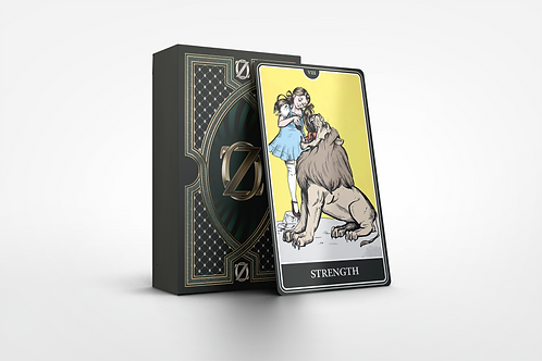 Standard  Oz Tarot