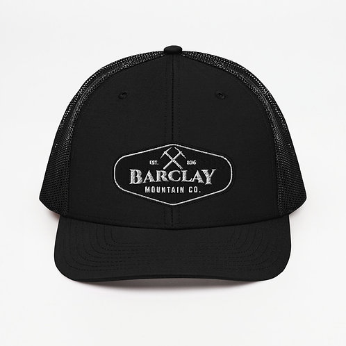 Barclay Mountain Trucker Cap