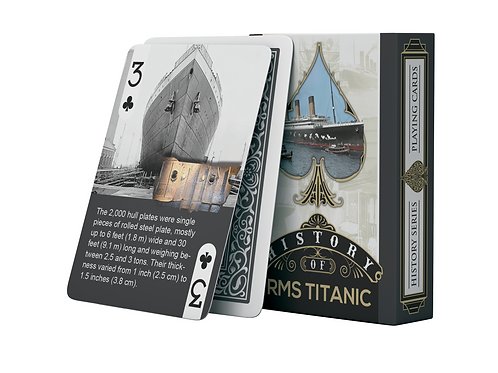History of RMS Titanic