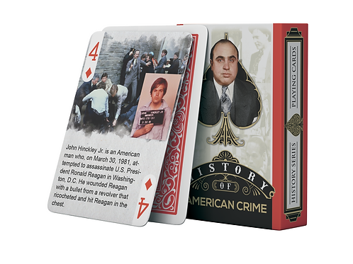 History of American Crime