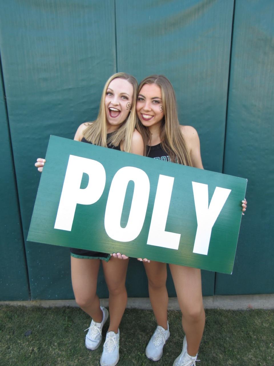 "Jenna and Cayla ""poly"""