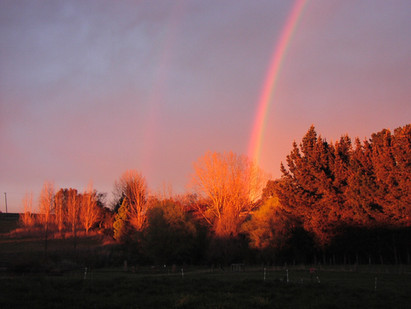 Rainbow at AislingQuoy
