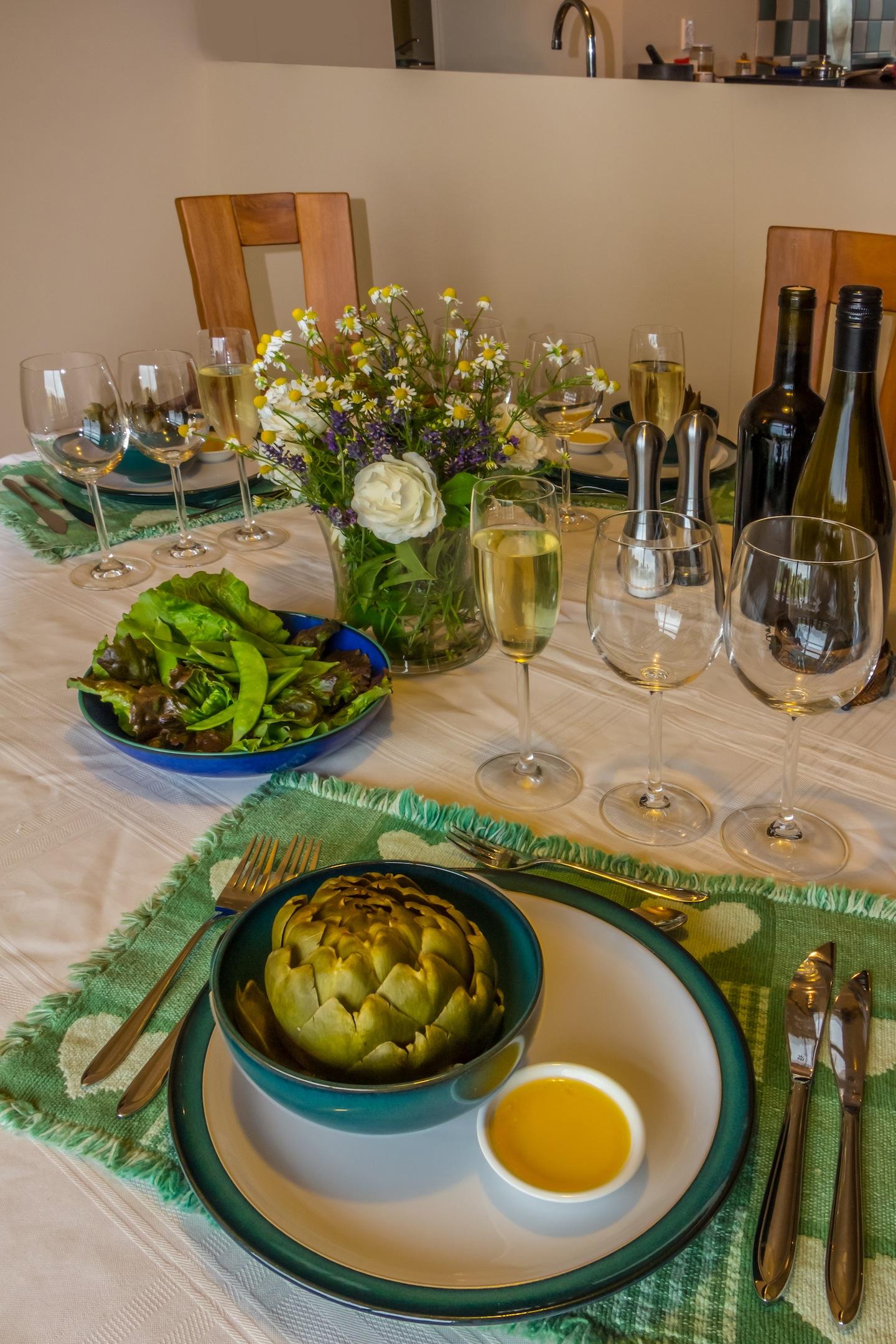 table+setting
