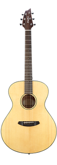 Breedlove Discovery Concert Sitka Spruce