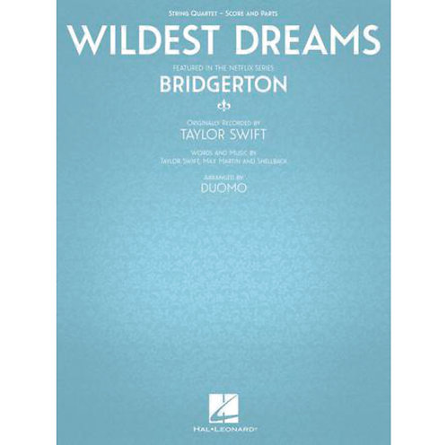 Wildest Dreams - Bridgerton String Quartet