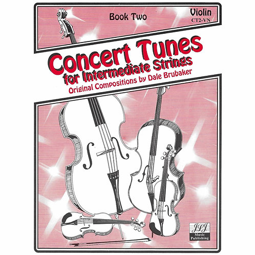 Concert Tunes for Intermediate Strings