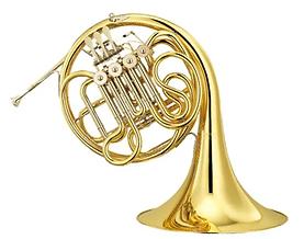 yamaha yhr567 double f horn