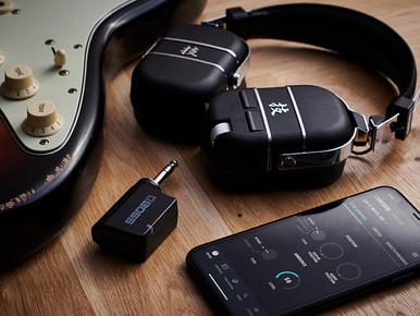 Waza-Air Personal Wireless Headphone Guitar Amp