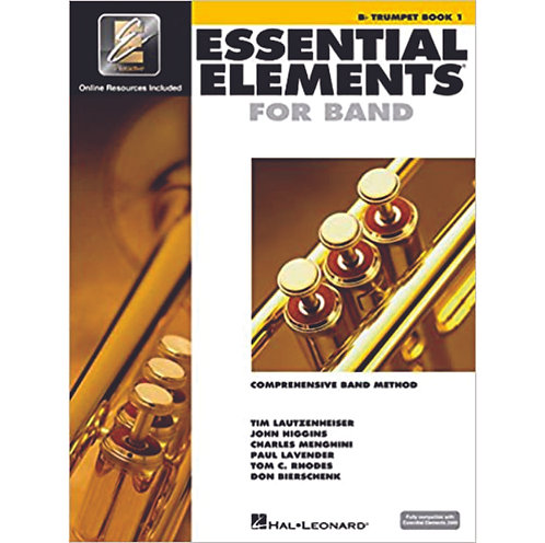 Essential Elements for Band - Brass Bk 1