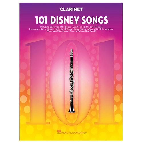 101 Disney Songs - Woodwind