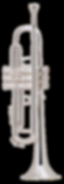 bach LR180S37 professional silver trumpet