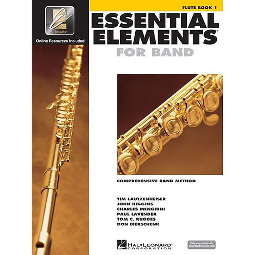 Essential Elements for Band - Woodwind Bk 1