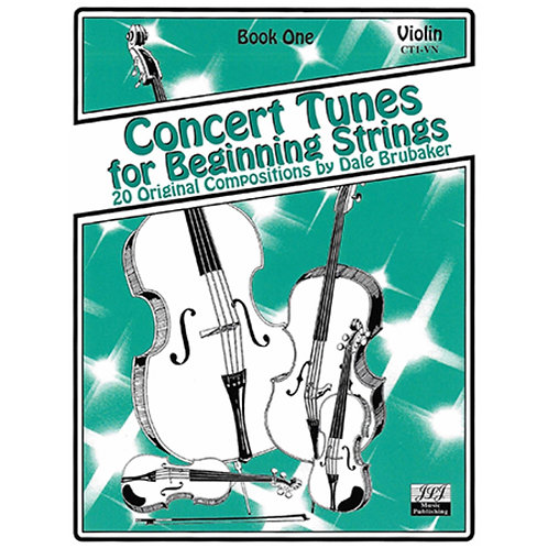 Concert Tunes for Beginning Strings