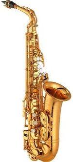 Yamaha YAS875EXII custom alto saxophone