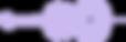 Instrumental Music Center purple cello