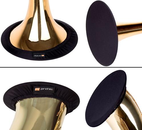 Alto/Tenor Horns, Tenor Trombone, Bari Sax - Bell Cover