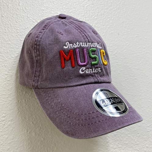 IMC Embroidered Dad Hat