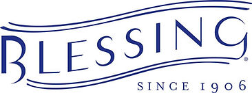 Blessing logo