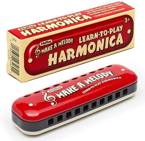 """""""Learn to Play"""" Harmonica"""