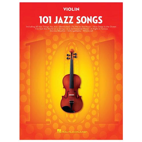 101 Jazz Songs - Strings
