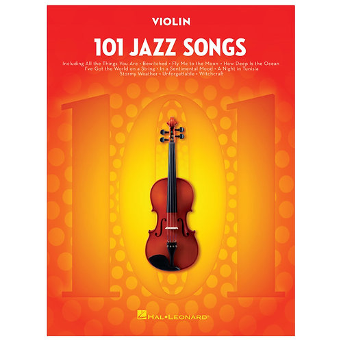 101 Jazz Songs - Strings