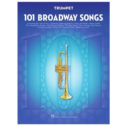 101 Broadway Songs - Brass