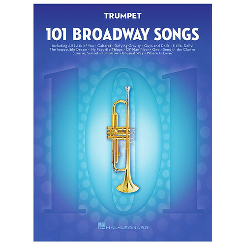 101 Broadway Songs - Brass