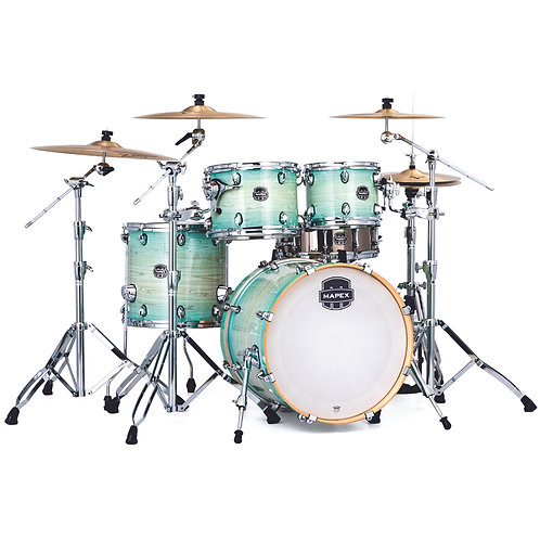 Ultramarine Armory 5-Piece Fusion Drum Set