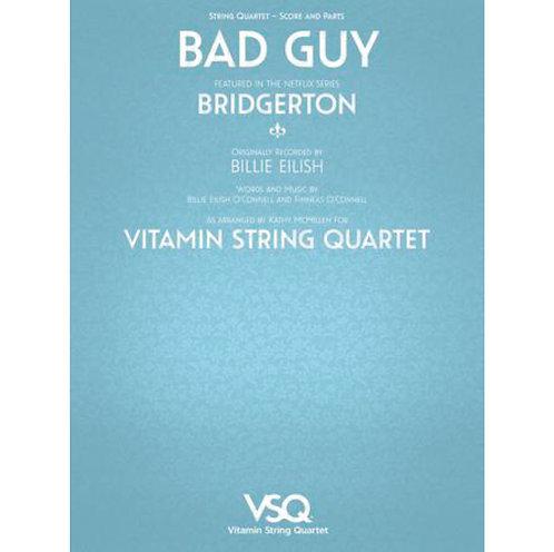 Bad Guy - Bridgerton String Quartet