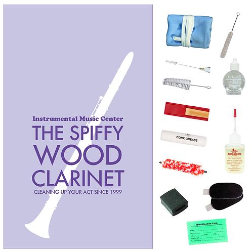Wood Clarinet Spiffy Kit