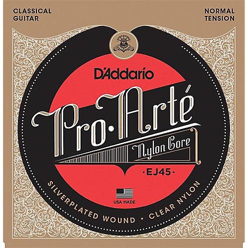 EJ45 - Pro-Arté Normal Tension Classical Guitar Strings