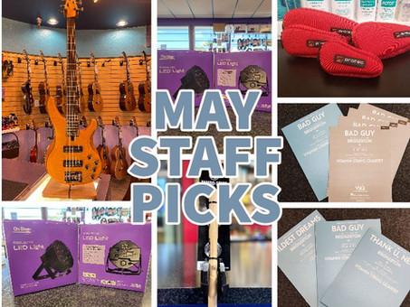May Staff Picks 2021