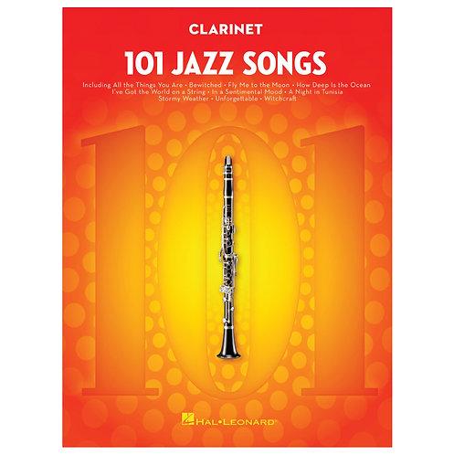 101 Jazz Songs - Woodwind
