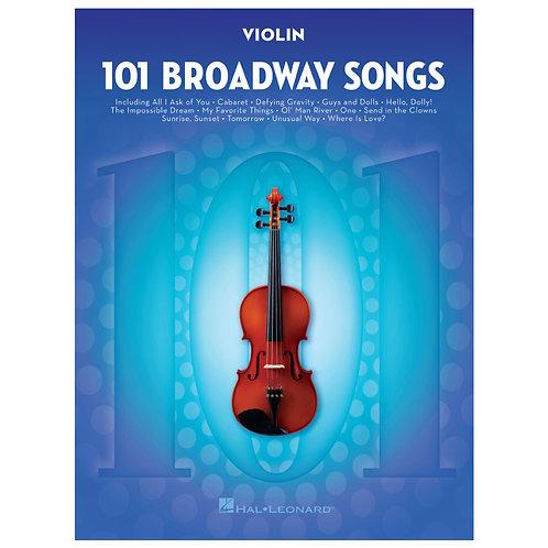 101 Broadway Songs - Strings