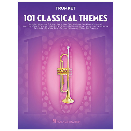 101 Classical Themes - Brass