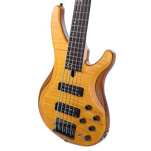 Yamaha TRBX 5-St Bass Matte Amber