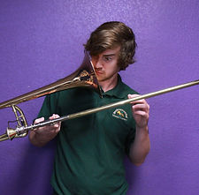 Matthew Varney brass brasswind repair technician