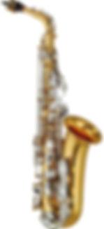 Yamaha YAS200AD alto saxophone