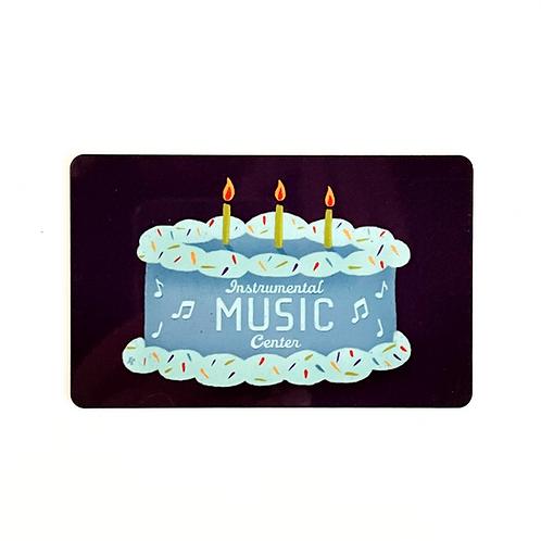 IMC Birthday Gift Card
