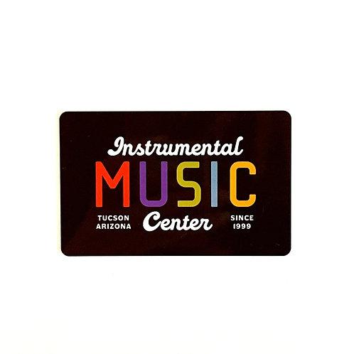 IMC Gift Card