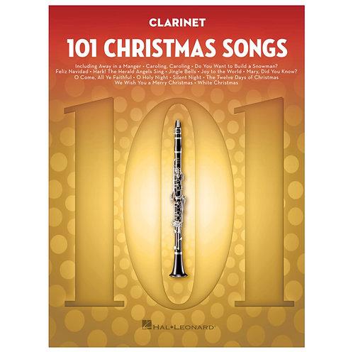 101 Christmas Songs - Woodwind