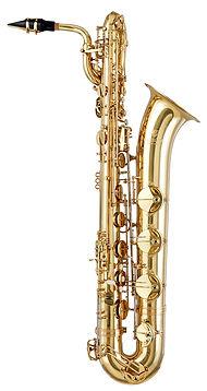 BBS-1287 blessing bari saxophone