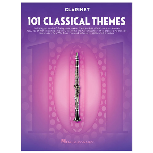 101 Classical Themes - Woodwind