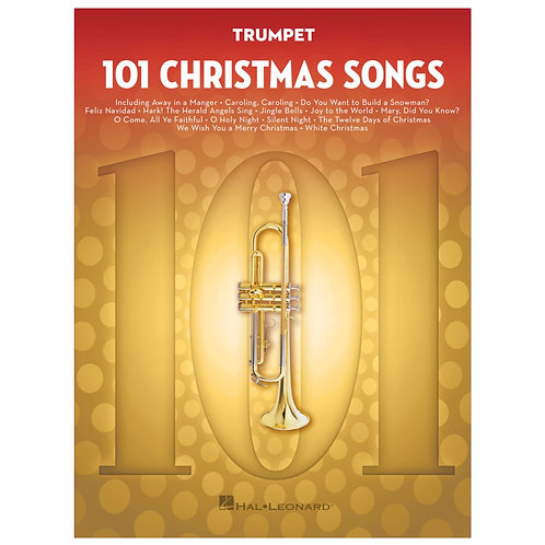 101 Christmas Songs - Brass