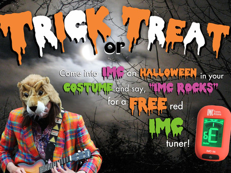Halloween Trick or Treat Special