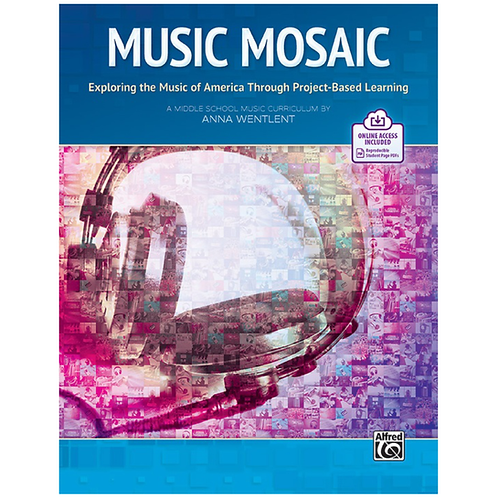 Music Mosaic: Exploring the Music of America Through Project-Based Learning