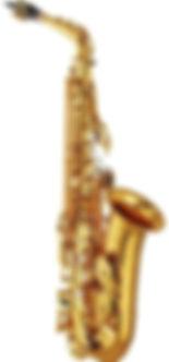Yamaha YAS82ZII Professonal Alto Saxophone