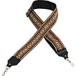 M10HT20 Brown Woven Banjo Strap
