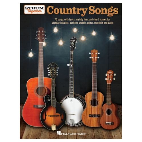 70 Country Songs- Strum Together