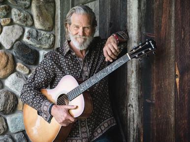 Jeff Bridges Signature Breedlove Guitar